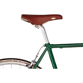 Creme Echo Doppio 18-speed dark green